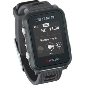 SIGMA SPORT iD.FREE Multi-Sport Watch grey